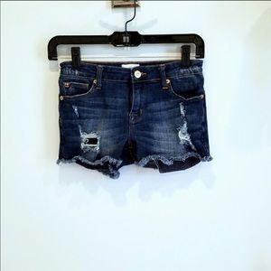 Hudson Shorts girls 16/ Juniors 24
